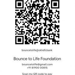 BTLF QR code
